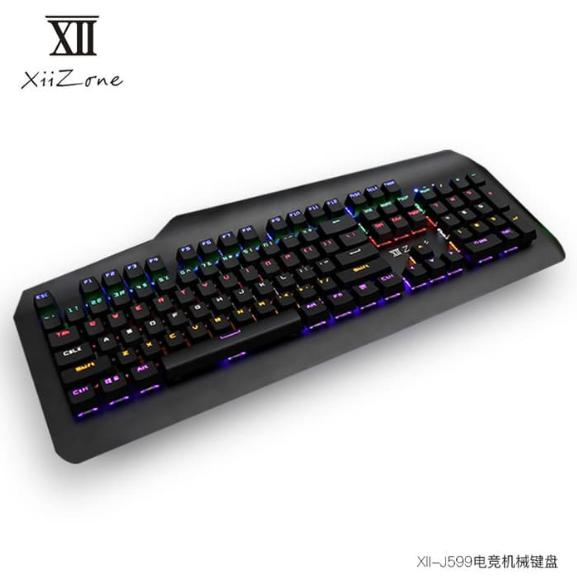 REMAX XII-J599 MECHANICAL GAMING KEYBOARD WITH RGB LED