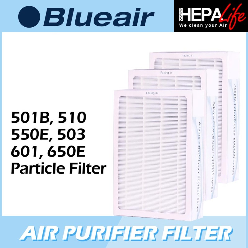 BLUEAIR 500 / 600 Series Compatible PARTICLE  Filter  - Hepalife Singapore