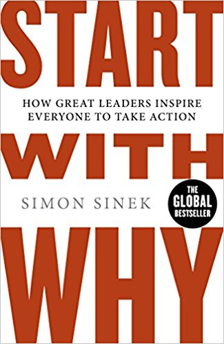 Start With Why : How Great Leaders Inspire Everyone To Take Action