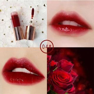 Son bóng dưỡng ẩm Lip Glaze không thấm nước lâu trôi màu sắc dễ thương đáng yêu siêu phổ biến Sites 04 Gu Lishui - INTL thumbnail