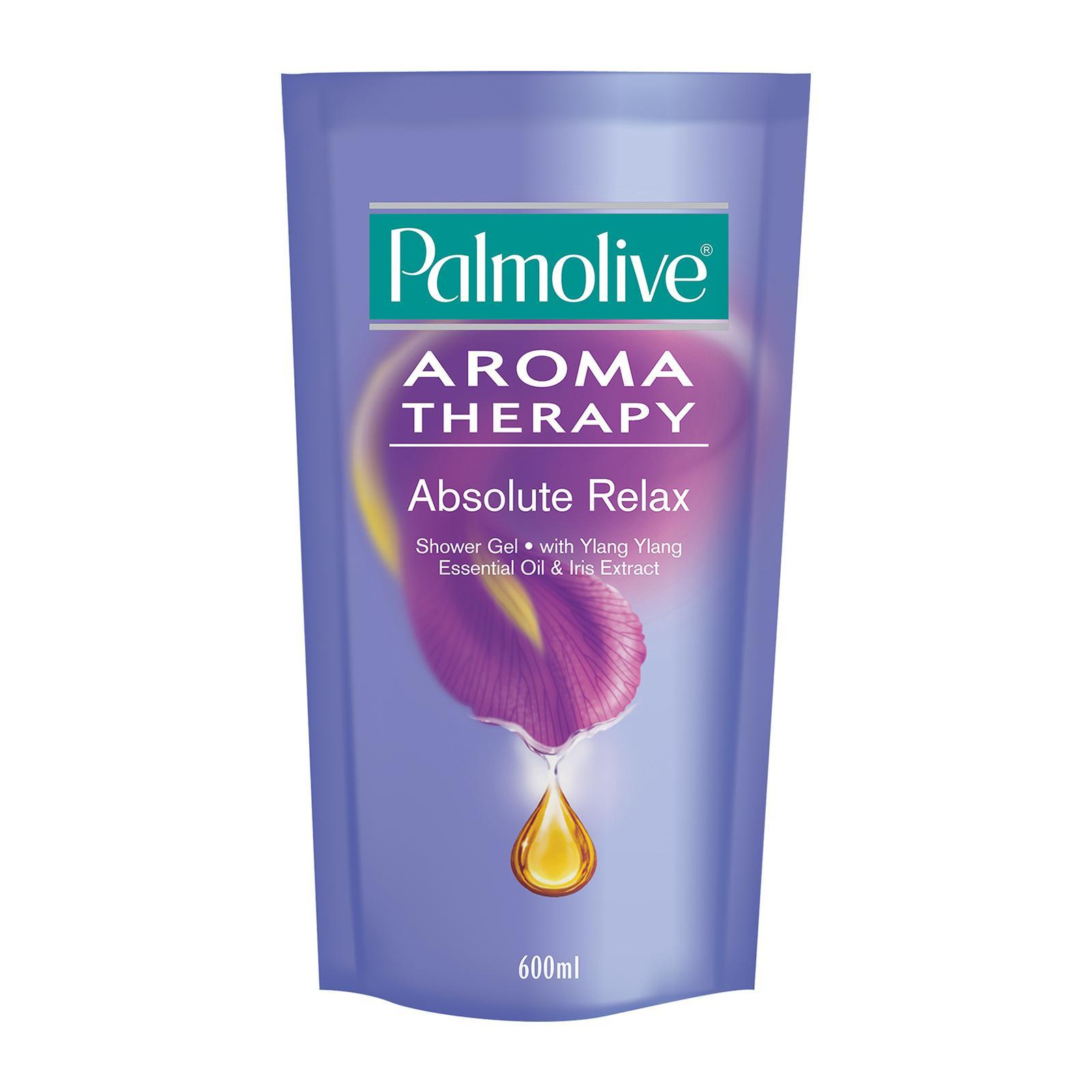 Palmolive Aroma Therapy Absolute Relax Shower Gel Refill