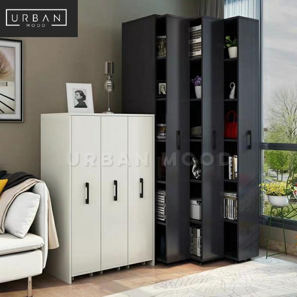 [Pre-Order] LEXUS Modern Vertical Bookshelf