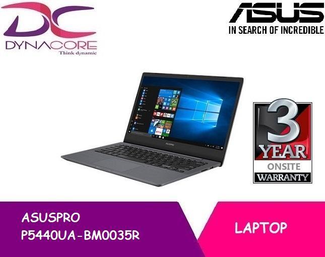 ASUSPRO P5440UA-BM0035R I7-8550U, 8GB, 512GB SSD+TPM 14 Inch FHD, Win 10 Pro