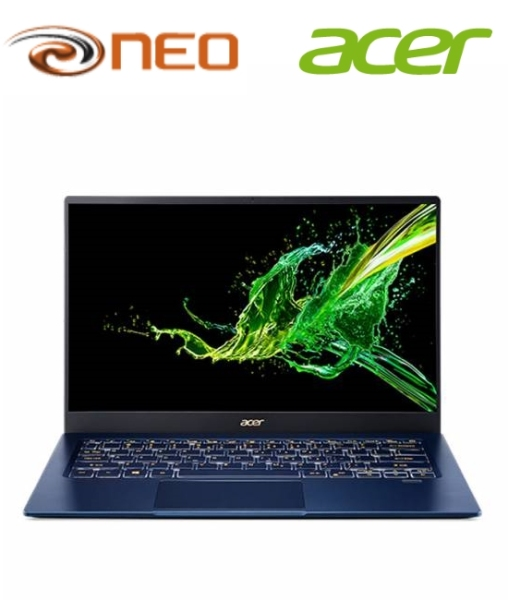 Acer Swift 5 SF514-54T-773X(Blue) NEW Thin and light touch screen laptop with LATEST 10 Gen Intel i7-1065G7 processor