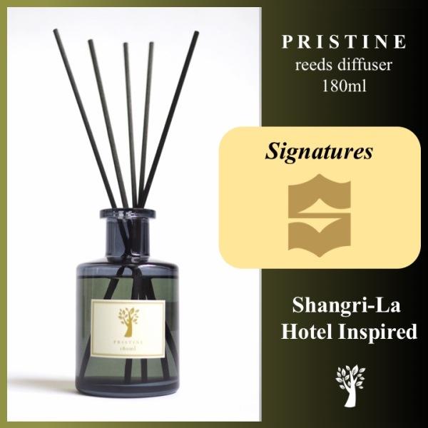 Pristine Reed Diffuser - Shangri-La - Signature Scent - 180ml