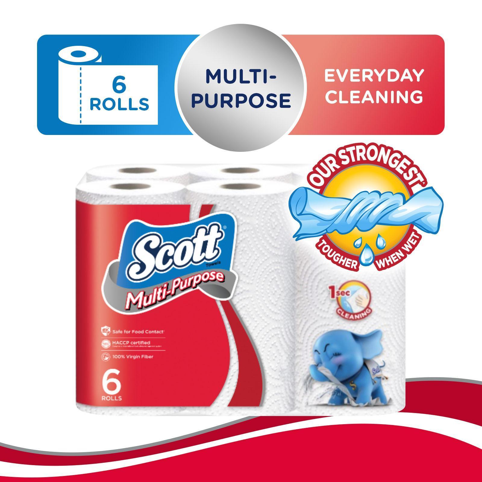 Scott Multi Purpose Kitchen Towels