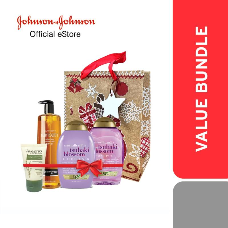 Buy [ONLINE EXCLUSIVE - A Bag of Love] J&J Gift Set - For Her Singapore