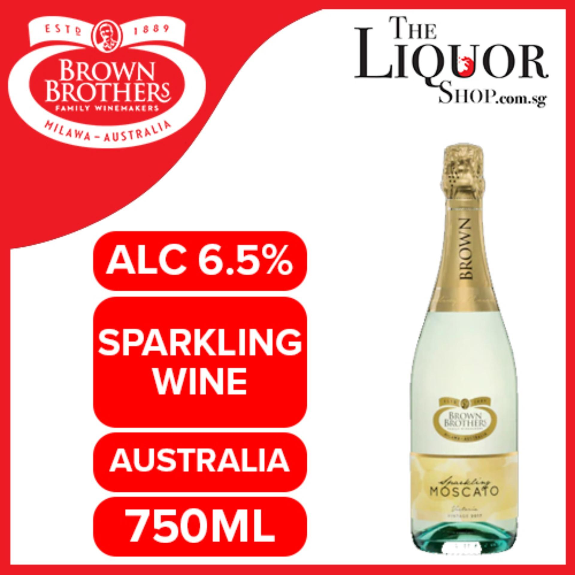 Brown Brothers Sparkling Moscato 750ml By The Liquor Shop.