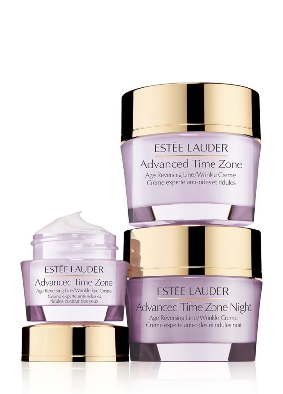 Buy [TRAVEL EXCLUSIVE] Estee Lauder Advanced Time Zone 3-To-Travel Set Singapore