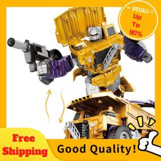 Xe Biến Hình Dece Flor Tay Nghề Cao, Nhiều Cách Chơi Xe Robot Biến Hình Cho Trẻ Em ABS Cho Trẻ Em thumbnail