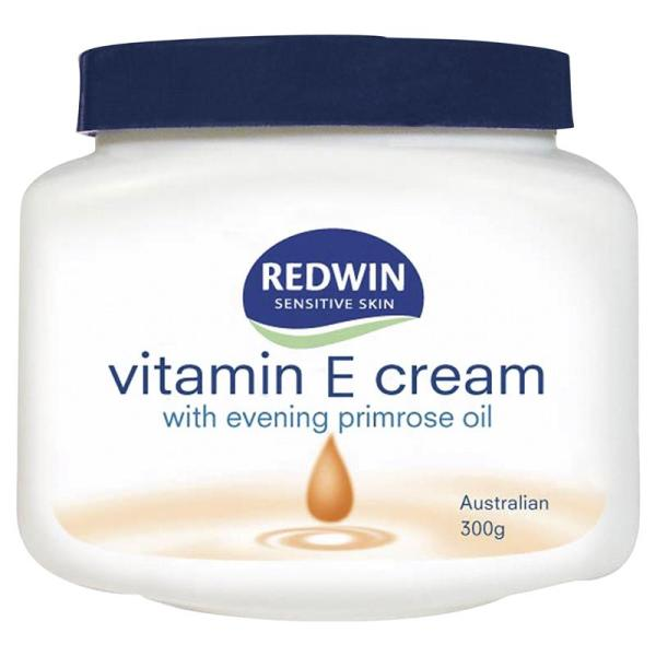 Buy Redwin Cream with Vitamin E 300g - Australia Made - 100% Authentic - Effective moisturiser - Reduce the visible signs of ageing including fine lines, wrinkles and pigmentation - Wound healer - Leave skin looking and feeling hydrated, revitalised, healthy Singapore