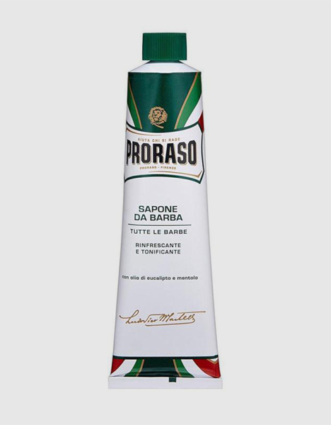 Buy Proraso - Eucalyptus & Menthol Refresh Shaving Cream Tube 150ml Singapore