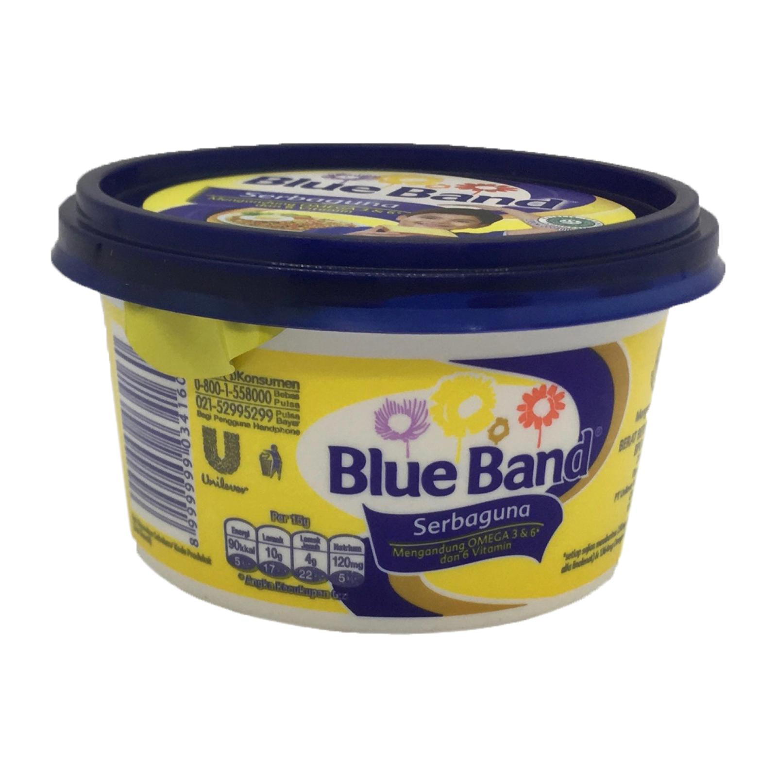 Blue Band Margarine Cup 250 GR