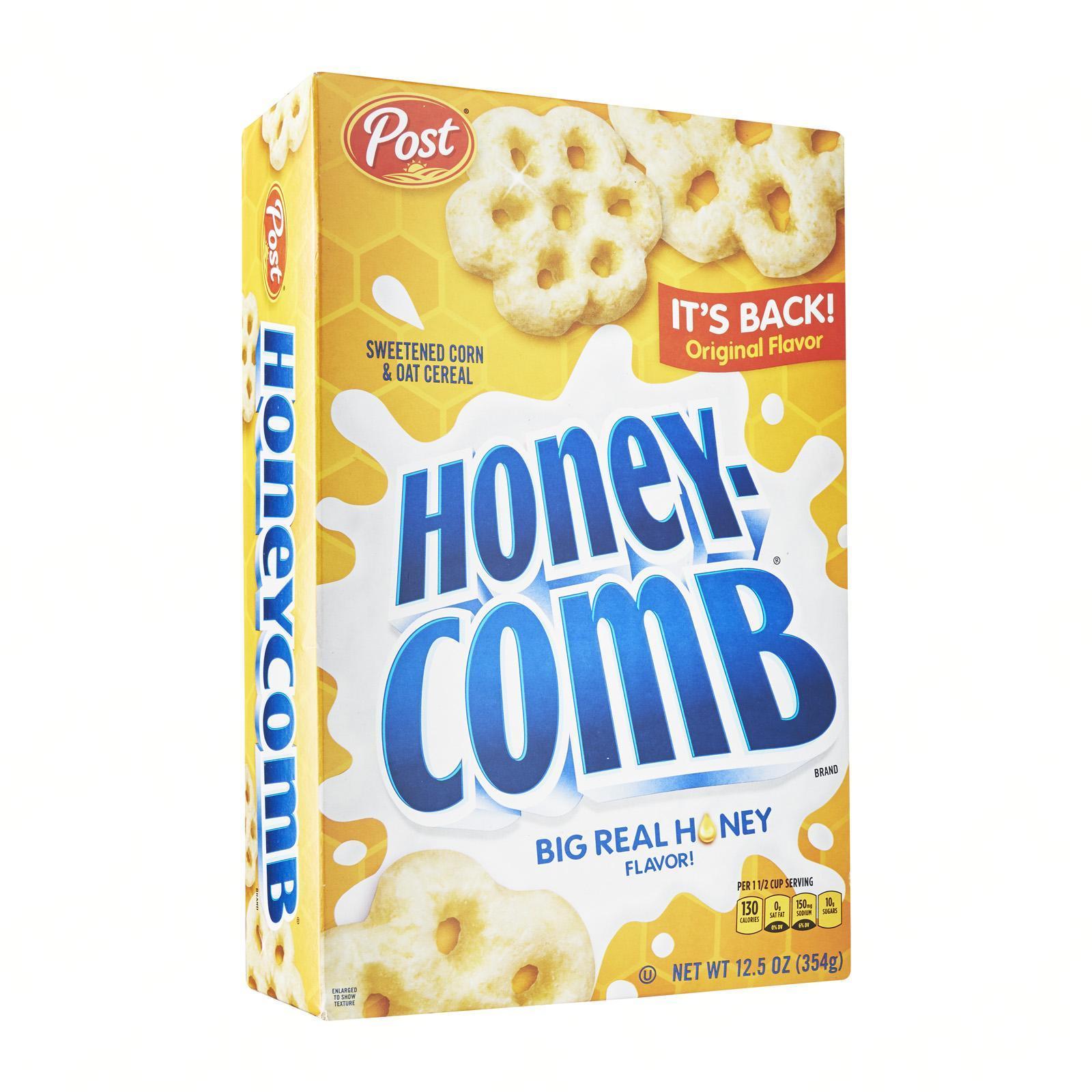 ST MICHEL Honey Comb Cereal 354g