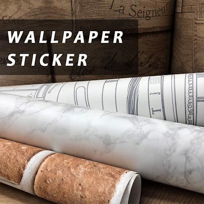 Plain Series Self Adhesive Wallpaper decoration DIY furniture sticker hyundae Magicfix Korea