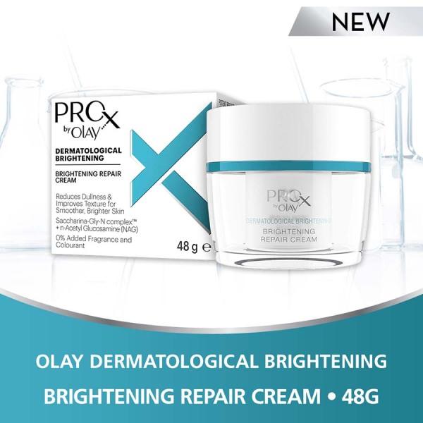 Buy Olay Pro-X Brightening Repair Cream 48g Singapore