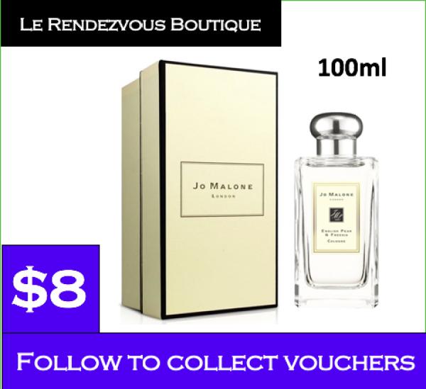 Buy Jo Malone English Pear & Freesia Cologne 100ml for women - [ luxury fragrances | perfume | Brand new 100% original ] Singapore