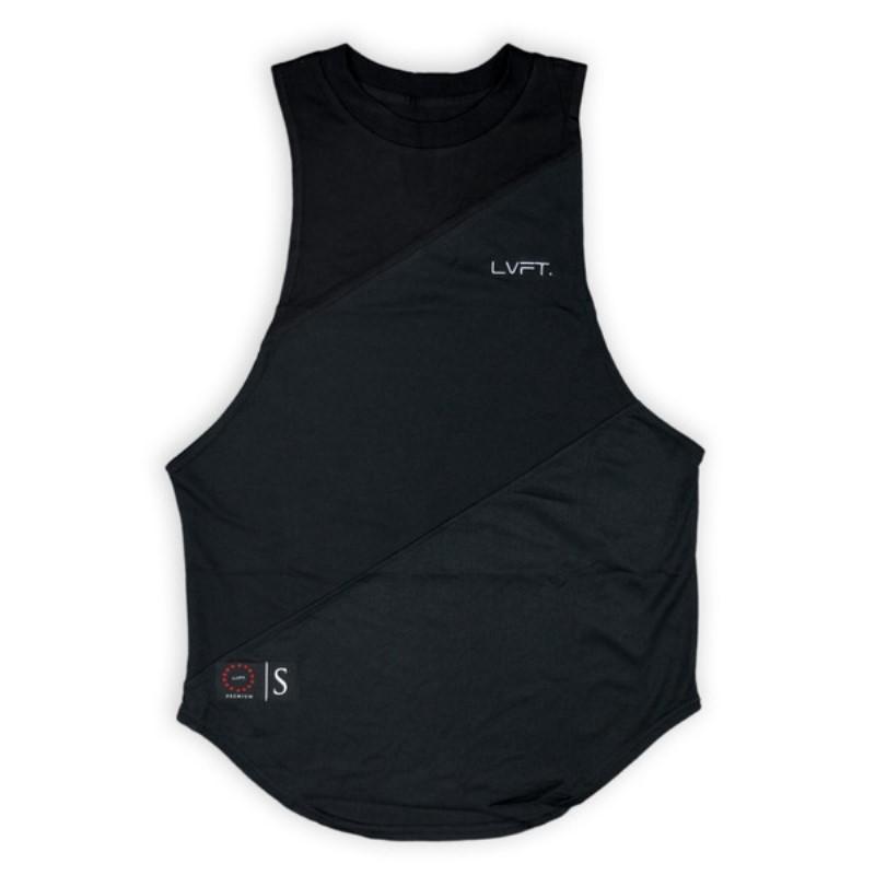 กล้ามเนื้อ Lvft Brother ผู้ชายแขนกุดเสื้อกล้ามฟิตเนสวิ่งออกกำลังกายกีฟาเสื้อคลุมระบายอากาศหลวมแห้งเร็วเสื้อยืด By Taobao Collection.