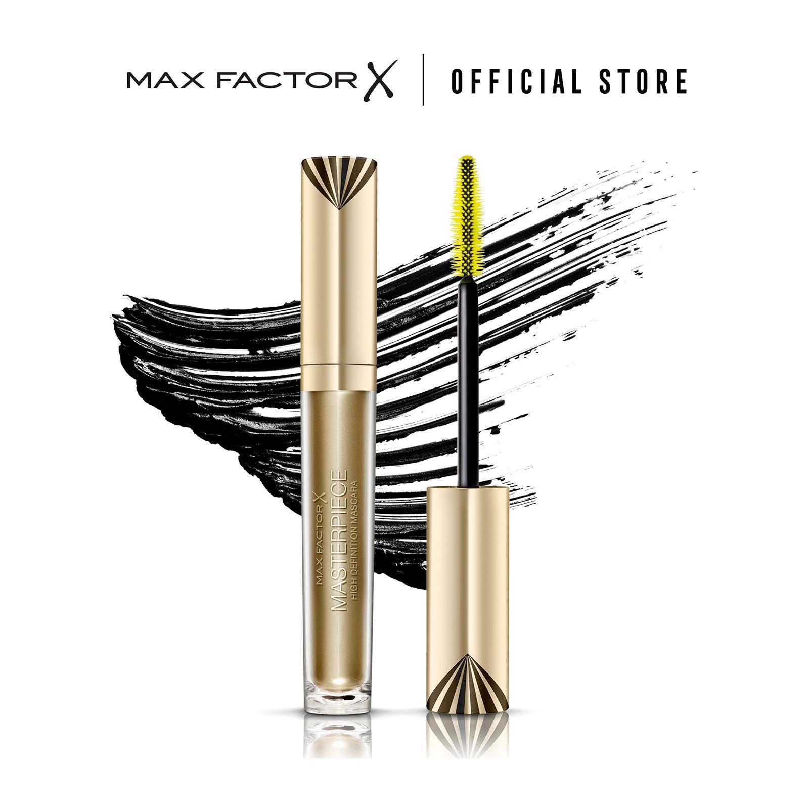 Max Factor Masterpiece Waterproof Mascara 001 Black
