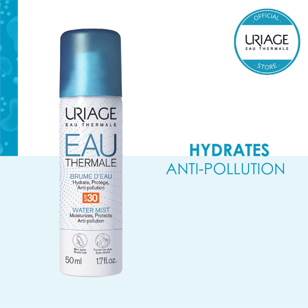 Buy Uriage Water Mist SPF30 (50ml) Singapore