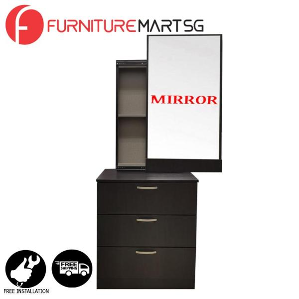 [FurnitureMartSG] Minna Dressing Table FREE DELIVERY + FREE INSTALLATION