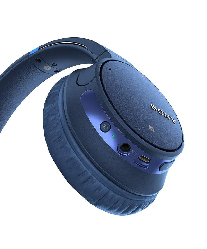 Sony WH-CH700N Wireless Noise Canceling Headphones - Blue Singapore
