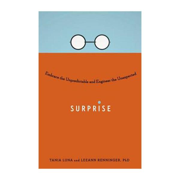 Surprise: Embrace The Unpredictable And Engineer The Unexpected (Hardback)