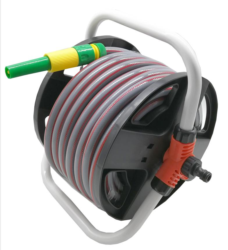 Hose Reel set 20meter (Handle /wall mounted) Fast delivery