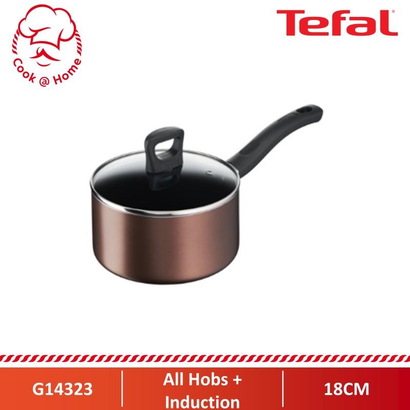 Tefal Day by Day Saucepan 18cm w/lid G14323 Singapore