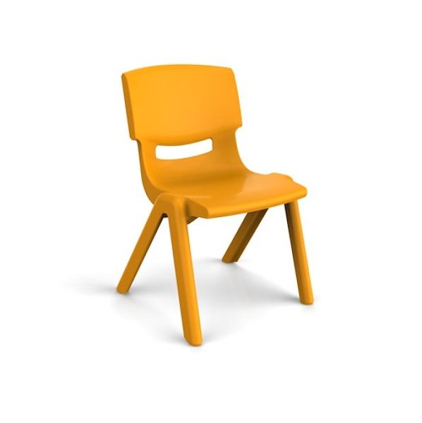 Kindergarten Children Plastic Chair I - Strong and Durable