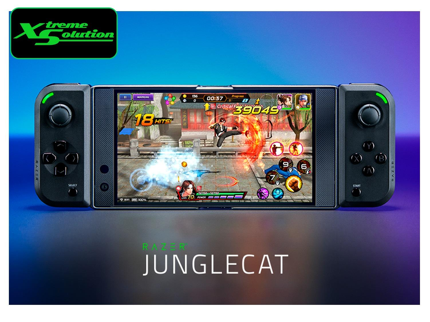 Razer JungleCat Gaming Controller For Android Singapore