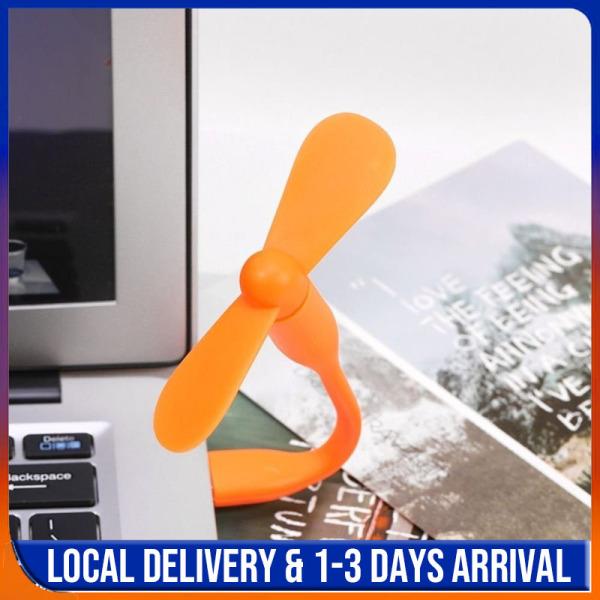 【SG LOCAL SELLER】【5 Pcs】New Xiao mi Portable USB Fan Mini USB Fan Mi Fan For Tablet Power Bank Computer USB Fan