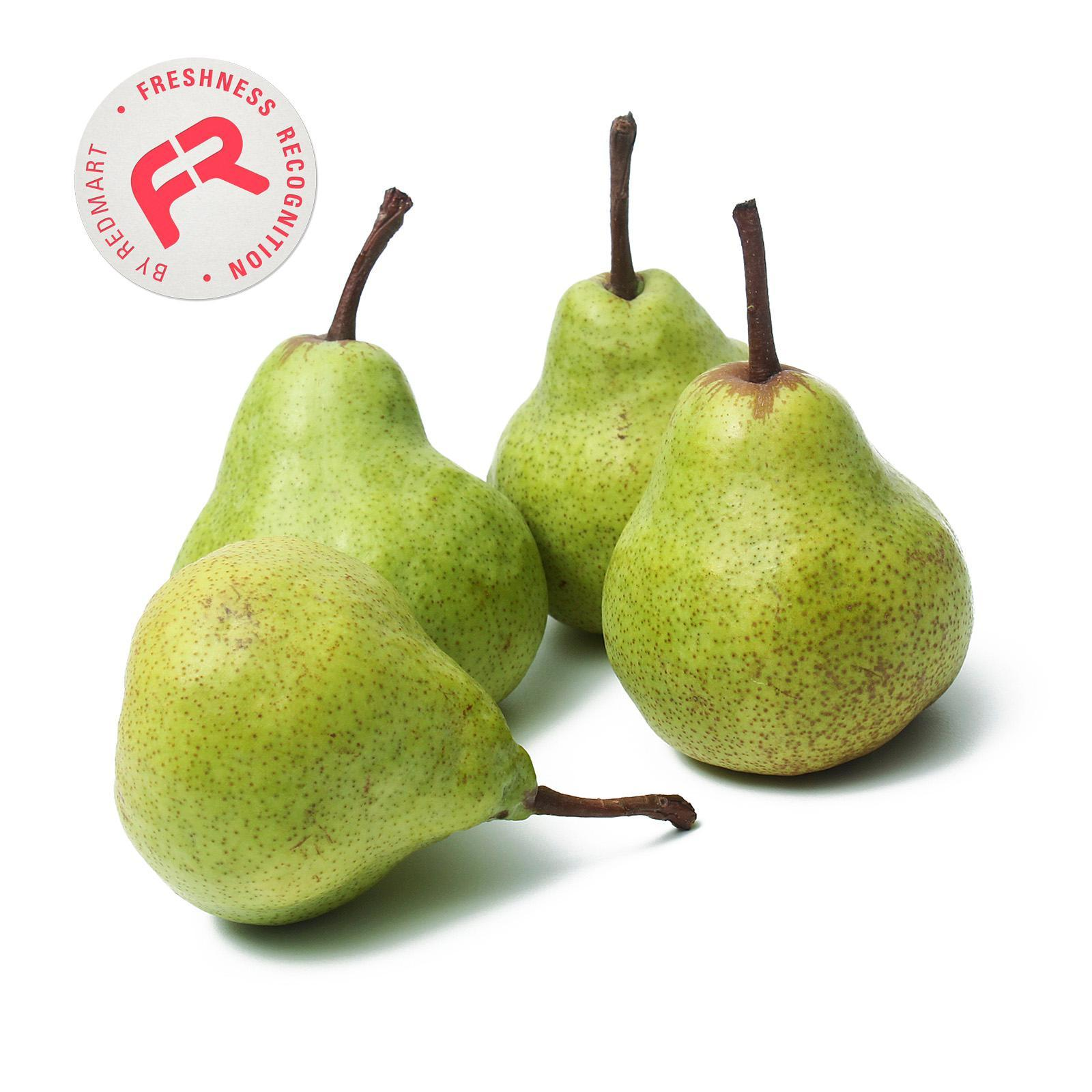 Packham Pears By Redmart.