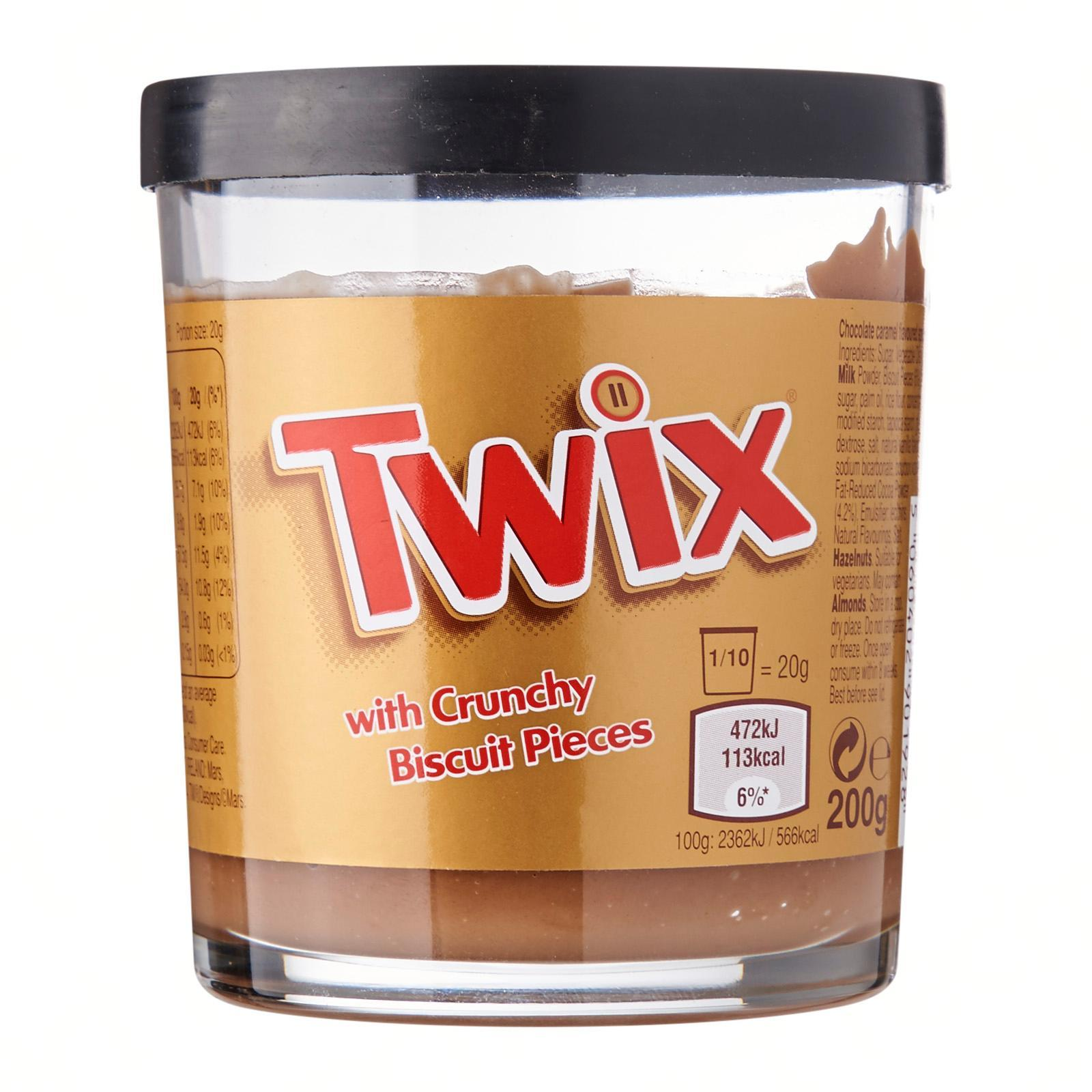 Twix Chocolate Spread