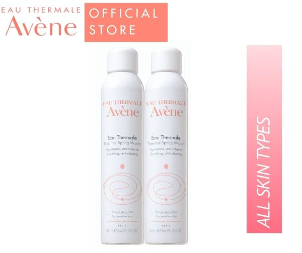 Buy Avene Thermal Spring Water 300ml (Twin Pack) Singapore