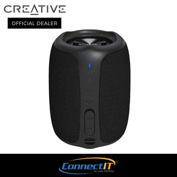 Creative MUVO Play Portable and Waterproof Bluetooth 5.0 Speaker for Outdoors with Stereo Wireless Link Singapore