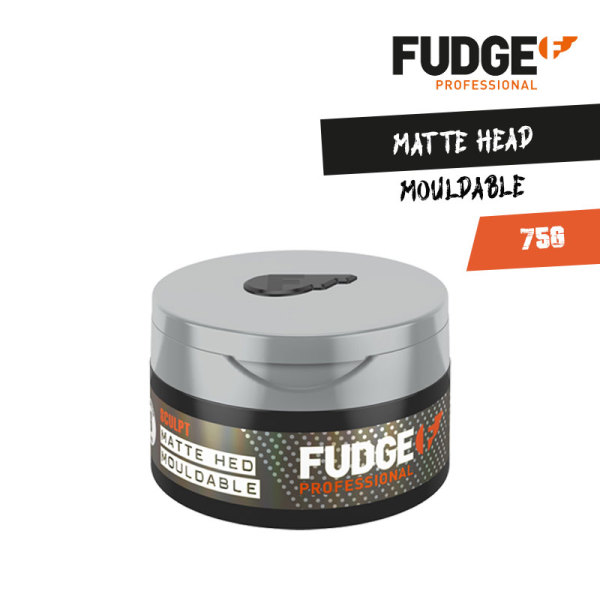 Buy Fudge Matte Hed Mouldable 75g - (Flexible, Medium Hold And Long-Lasting Matte Finish) Singapore