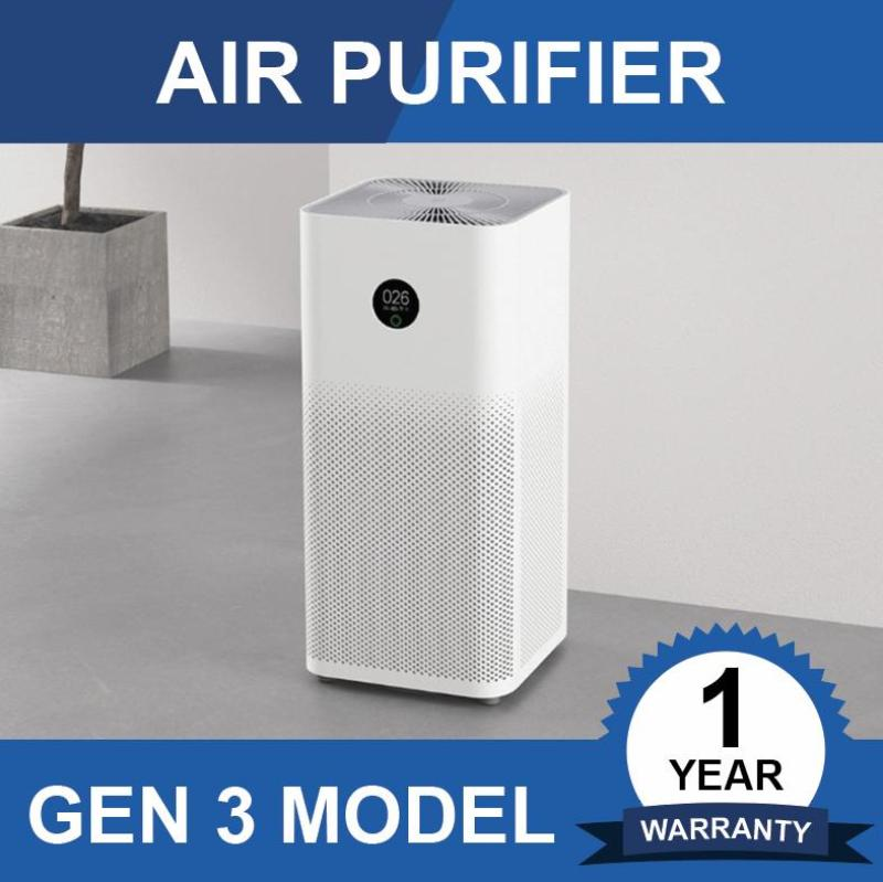 Xiaomi Air Purifier 3 Stronger and Wider Singapore