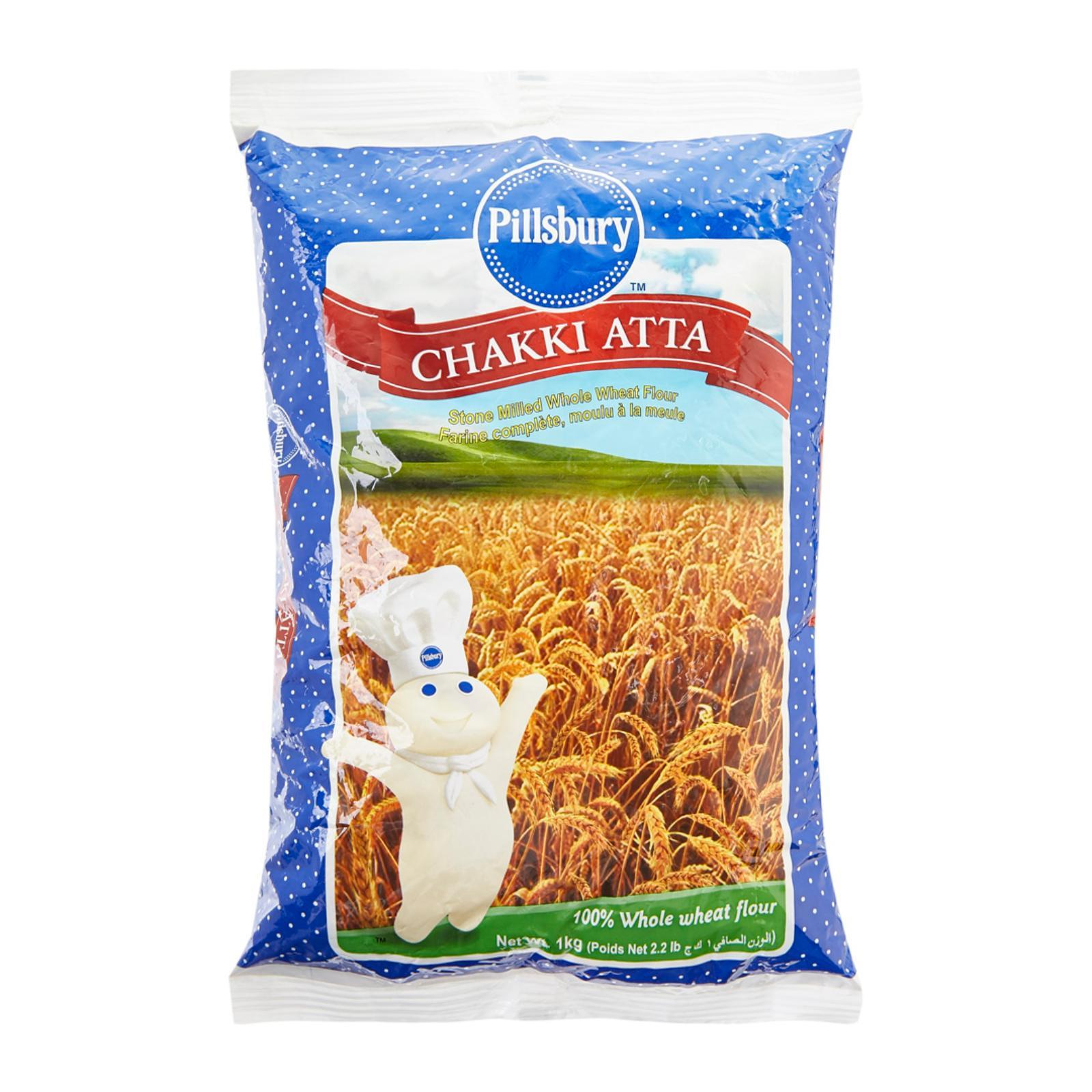 Pillsbury Atta Whole Wheat flour