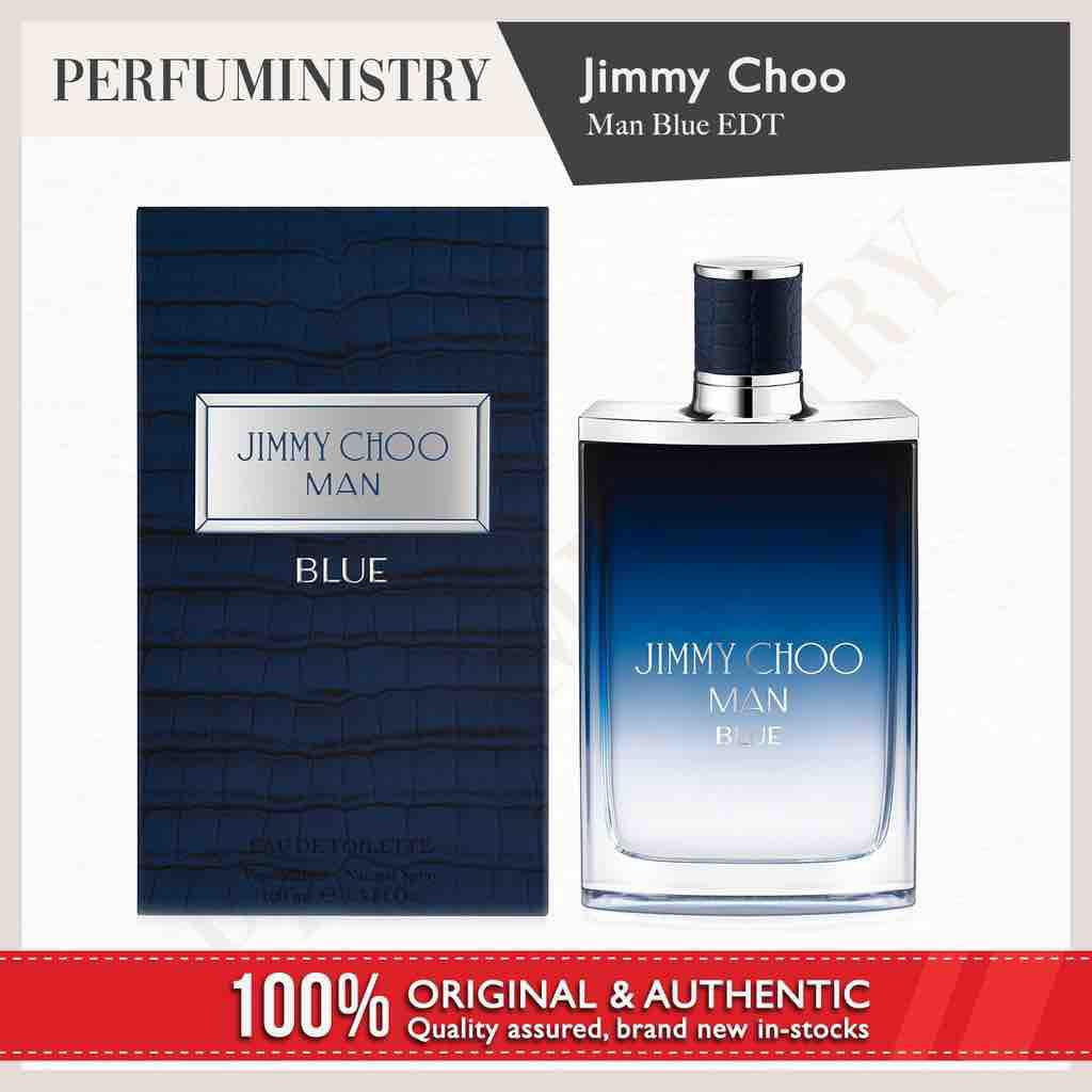 0e95768c7e81  perfuministry  JIMMY CHOO MAN BLUE EDT 100ML