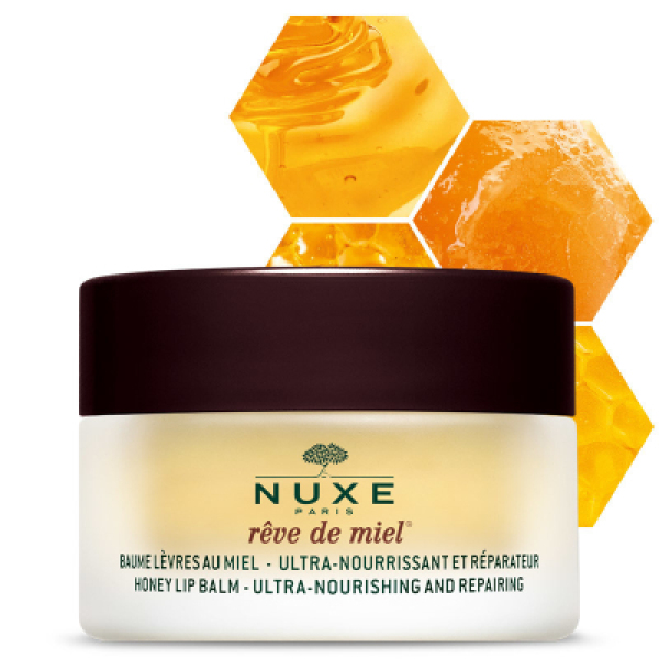Buy Nuxe Reve De Miel Ultra-Nourishing Lip Balm 0.5oz Singapore