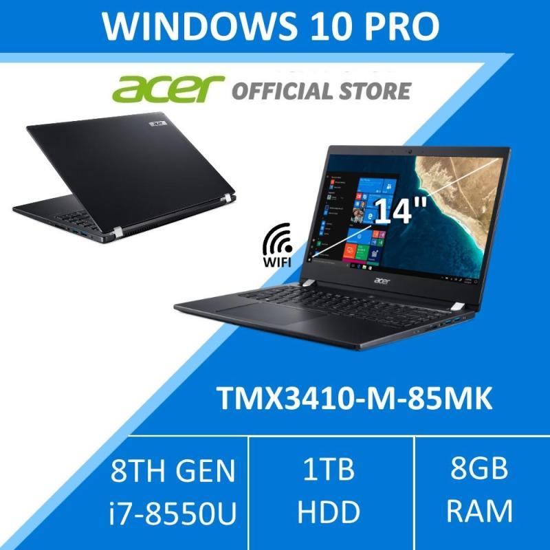 Acer Travelmate TMX3410-M-85MK Business Laptop (Windows 10 Professional)