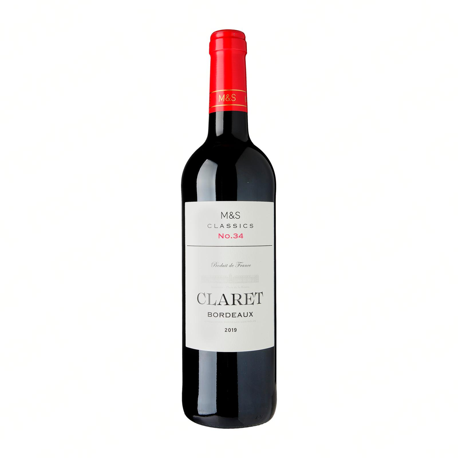 Marks & Spencer Classics Claret Bordeaux