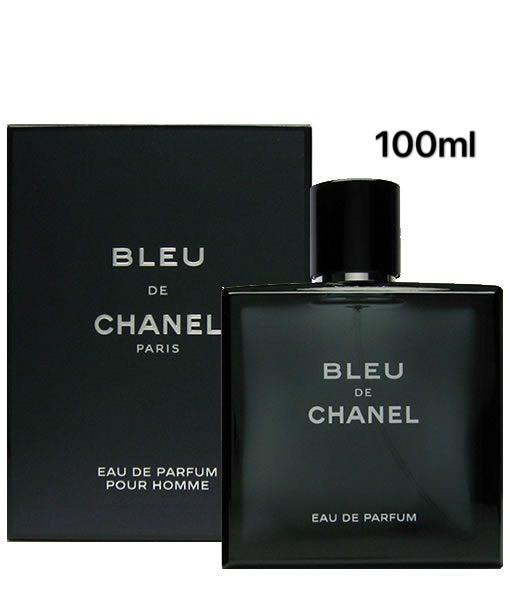 Buy Chanel Bleu de Chanel EDP for Men (100ml ) Eau de Parfum Pour Homme Spray [Brand New 100% Authentic Perfume/Fragrance] Singapore