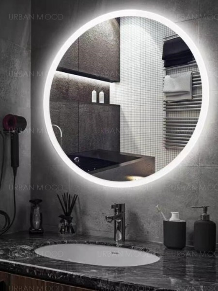 [PRE-ORDER] FAERIE LED Round Wall Mirror