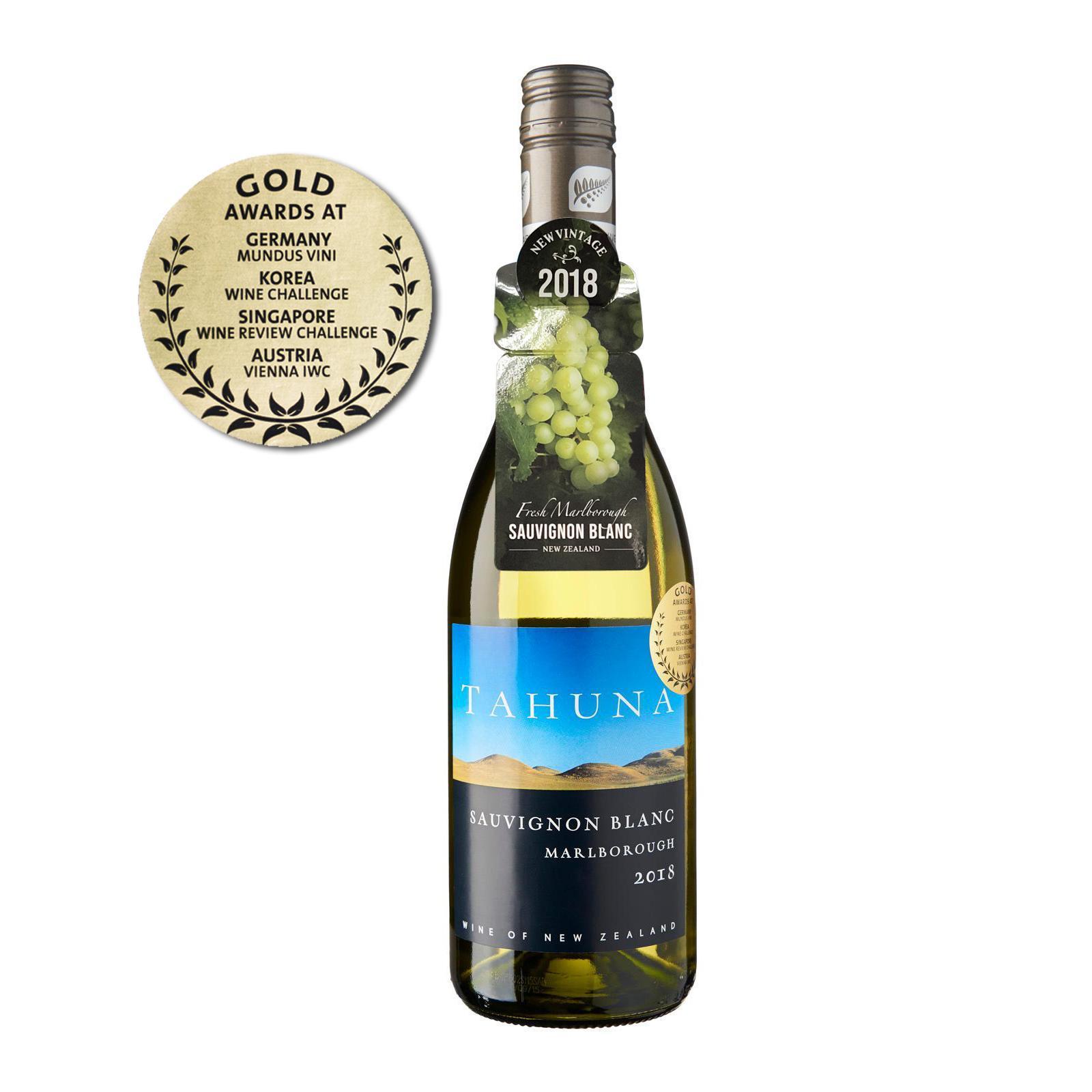 Tahuna Sauvignon Blanc - By Letat-Wine and Sakes