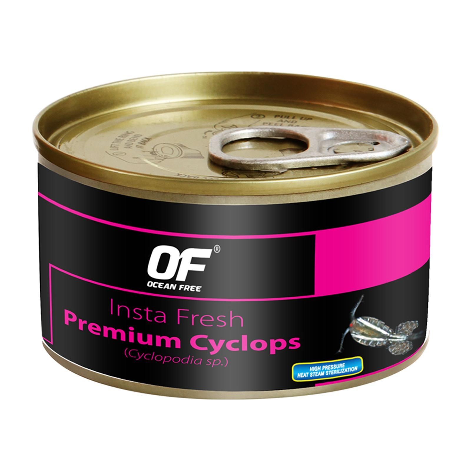 OF Insta Fresh Premium Cyclops 100G