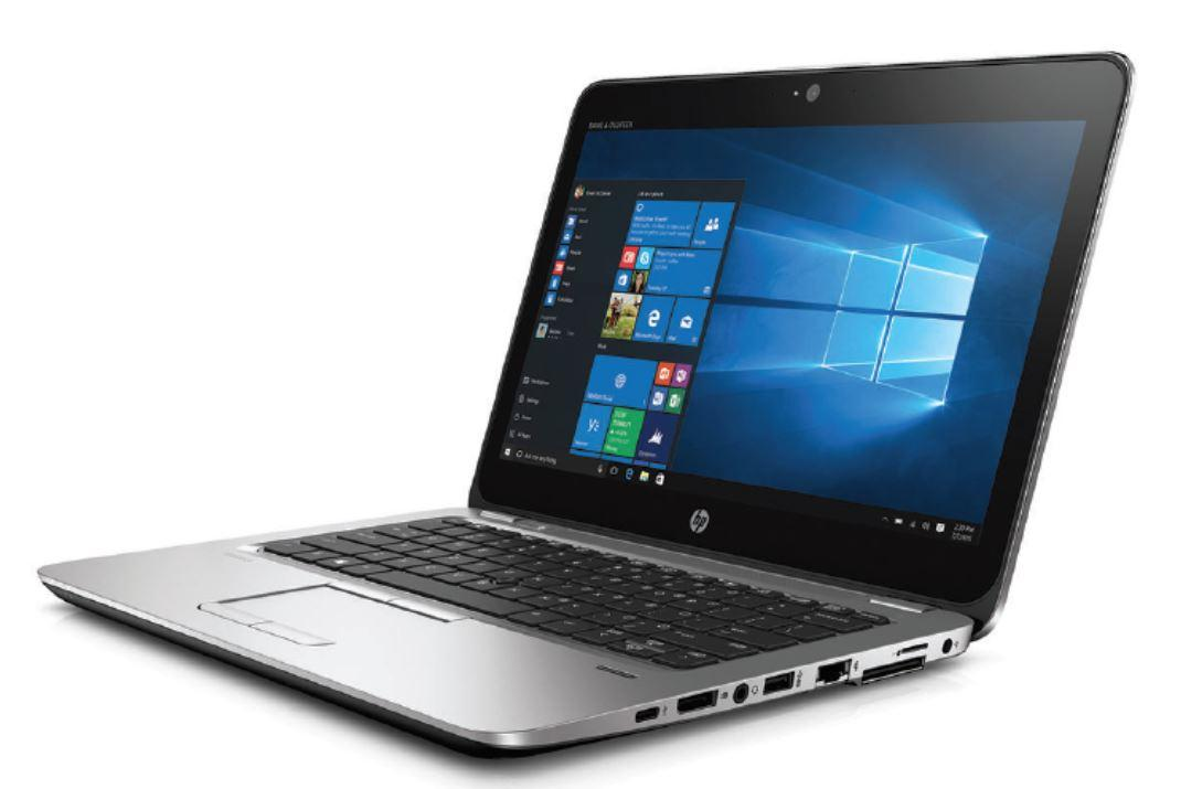 Refurbished laptop HP Elitebook 820 g3 i7 6th gen/8GB RAM/128GB SSD/Win10