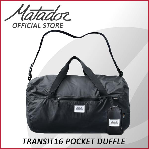 Matador 16L Pocket Packable Duffle