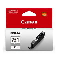 Sale Canon 751Xl Grey Ink Canon On Singapore